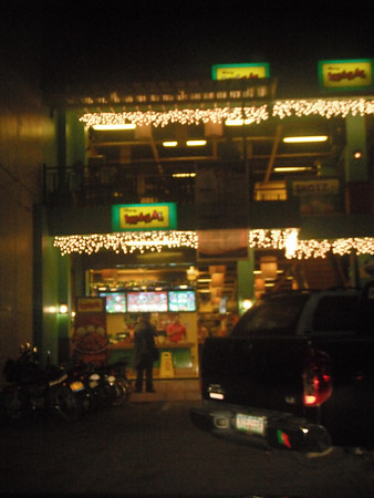 Mang Inasal...http://www.manginasal.com/- Philippine's fastest growing barbeque fast food chain, serving chicken, pork barbeque and other Filipino favorites, was first established on December12,2003 in Iloilo City. Currently, there are 445 branches nationwide and with over 10,000 employees system wide. MANG INASAL is doing its share in alleviating the unemployment burden of the country. The presence of every MANG INASAL in a certain area provides not only employment but also opportunities to community members including suppliers of kalamansi, charcoal, banana leaves, vegetables, bamboo sticks, and other ingredients. It also indirectly gives income - generating activities to many. MANG INASAL is operating at the following areas: Bacolod, Iloilo, Roxas, Laguna, Bicutan, Metro Manila, Davao, Cagayan De Oro, Koronadal, Ozamiz, Iligan, Surigao, General Santos, Pagadian, Batangas, Lucena, Naga City, Davao del Norte, Davao del Sur, Tagaytay, Palawan, Tacloban, Ilocos Sur and Tarlac. MANG INASAL is targeting to open 500 stores by 2012