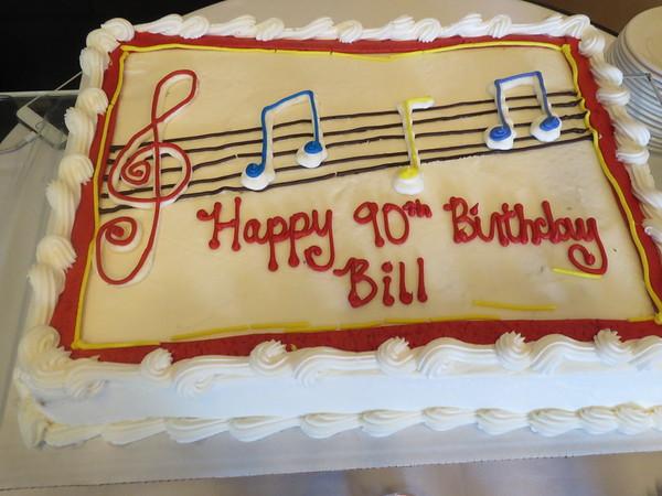 Bill Stewart 90th Birthday Celebration