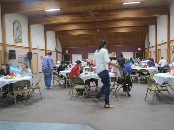 Lazos Stevens Fundraiser 2015