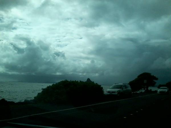 Hawaii: Oahu- Kualoa Regional Beach Park