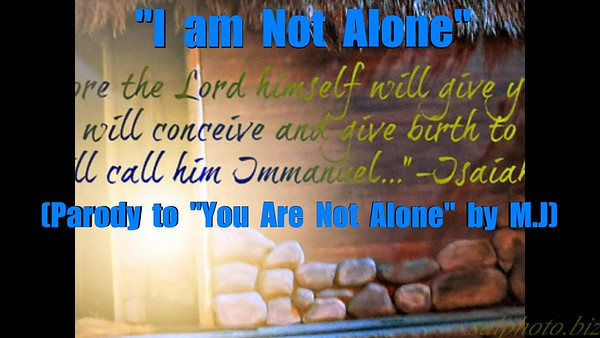 """I""m Not Alone"" (Parody to ""You Are Not Alone"" by M.J."") by ""Lil Sal"" https://vimeo.com/140878196http://smu.gs/1KQu5Gf"