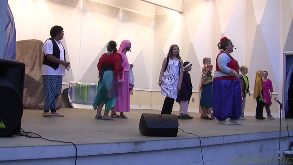Plays in the Park: Aladdin the Musical